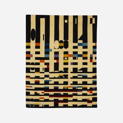 Yaacov Agam, 'Untitled (tapestry)', c. 1970