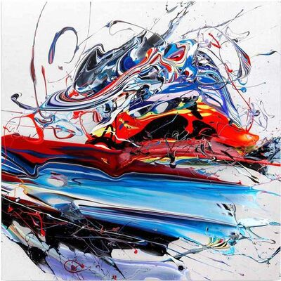Katrin Fridriks, 'Maestro Speed of Light Silver', 2015