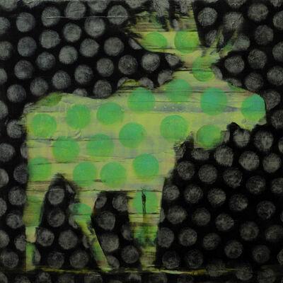 Les Thomas, 'Animal Painting #019-1767', 2019
