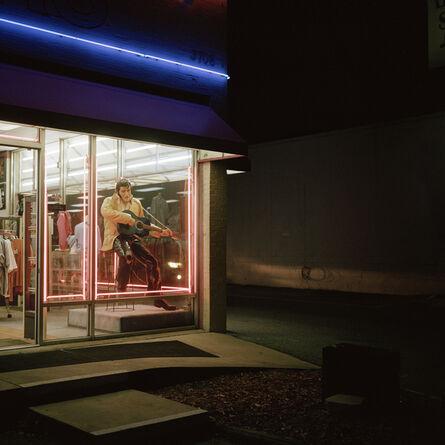 Clémentine Schneidermann, 'Souvenir shop, Elvis Presley Boulevard, Memphis Tennessee', 2014