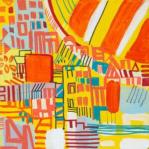 Miriam Singer, 'Yellow Hill', 2019