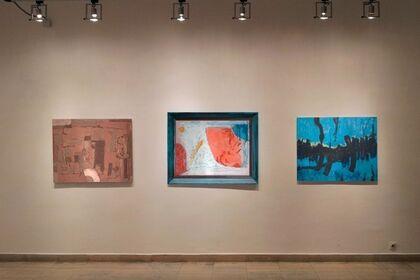 The Experience of Italian Abstractionism of the 20th Century. Corpora, Cascella, Vacchi, Boille, Mariani, Moreni, Bendini, Saetti, Meloni, Pace, Sadun, Scordia. Photography by Gianni Berengo Gardin. Milano, EXPO