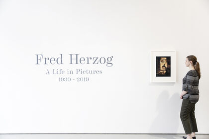 Fred Herzog: A Life in Pictures
