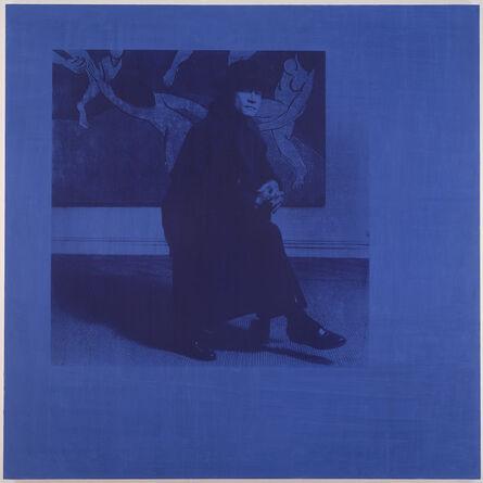 David Diao, 'Dancing 2', 2002