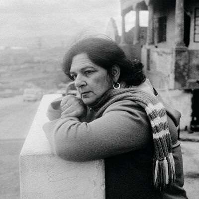 Sue Williamson, 'Last Supper at Manley Villa - Naz', 1981