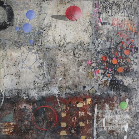 Claudia Marseille, 'Red Circle', 2020
