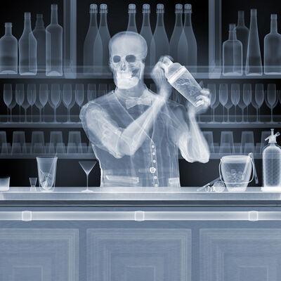 Nick Veasey, 'Nick Veasey, Bartender', 2020