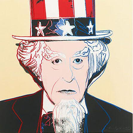 Andy Warhol, 'Uncle Sam (FS II.259)', 1981