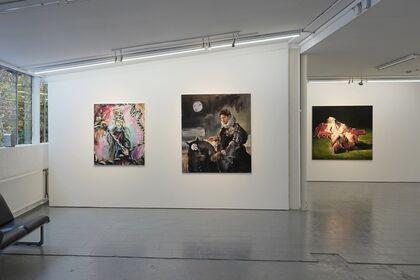 Figuren (with works by Andreana Dobreva & Florian Pelka)