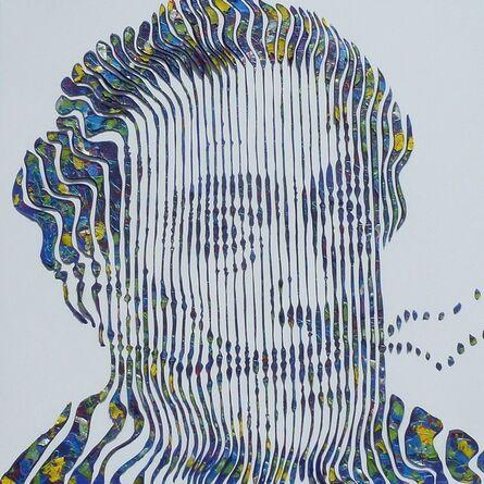 Virginie Schroeder, 'Amazing Salvador Dali', 2018
