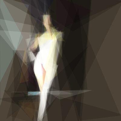 Leah Schrager, 'Once a Dancer', 2019
