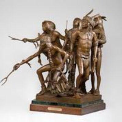 Richard Greeves, 'Yankton Sioux Grass Dancers', 2000-2020