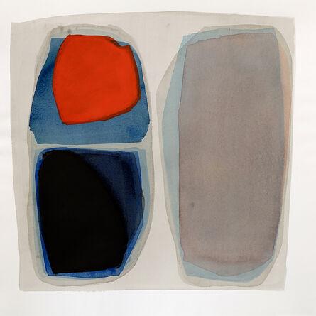 Eveline Stauffer, 'Transparent shape 2', 2021