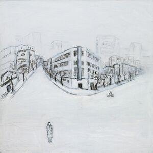Zheng Zaidong, '街角 Around the corner', 2009