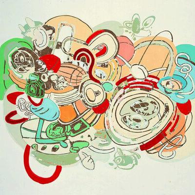 Emilio Perez, 'Y.R.G', 2002