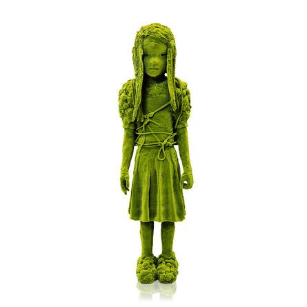 Kim Simonsson, 'Moss Girl with Cauliflower Shoulder Pads', 2019
