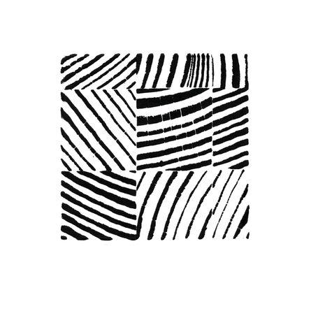 Andre Mirzaian, 'Block Wood Print (ptt)', 2014