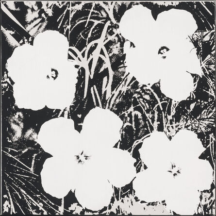 Andy Warhol, 'Flowers', 1978