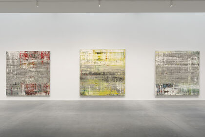 Gerhard Richter: Cage Paintings