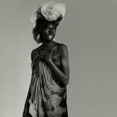 Simon Procter, 'Youth Silver—Blue Silver Adama', 2012