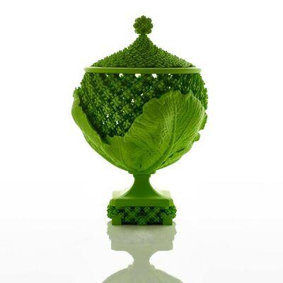 Michael Eden, 'Romanesco Vase I', 2017
