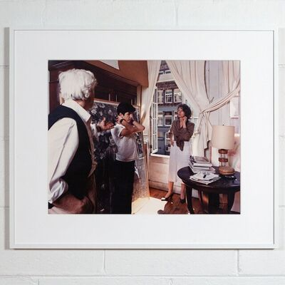 Tina Barney, 'The Son', 1987