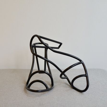 Anya Zholud, 'Outline of Basic Happiness: Shoes #2', 2018