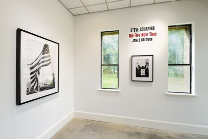 The Fire Next Time: Steve Schapiro & #1960Now: Sheila Pree Bright