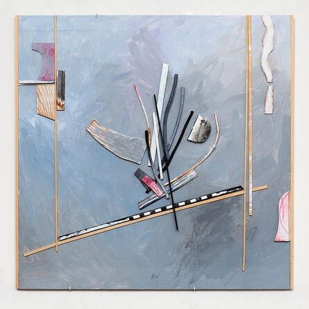 Elisabeth Munro Smith, 'Five Places: (Blue)', 2016
