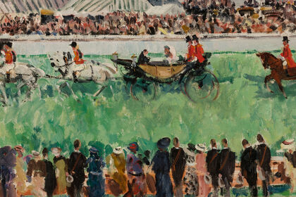 The 2020 Sporting Art Auction