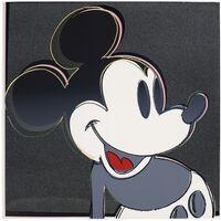 Andy Warhol, 'Mickey Mouse F&S II.265', 1981