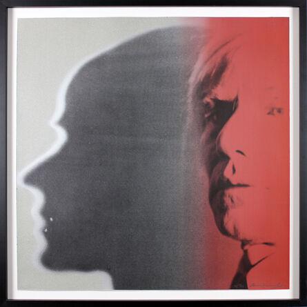 Andy Warhol, 'The Shadow (FS II.267)', 1981
