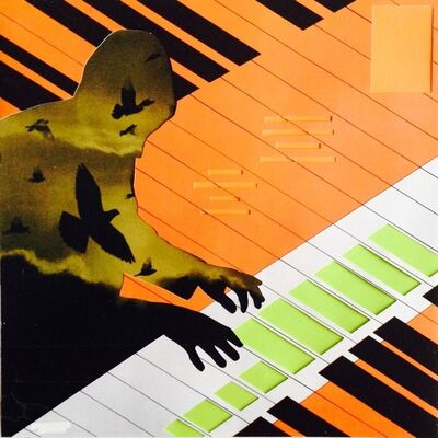 Paul Butler, 'Untitled (Jazz series) 301LT02L', 2014