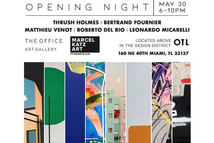 The Office. + Marcel Katz Art: Art Exhibition