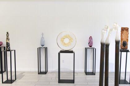 Seth Fairweather - Glass/Sculpture