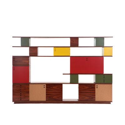 Jorge Zalszupin, 'Kovacs Shelf', 1950 / 2019