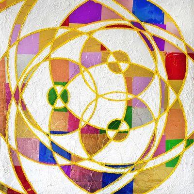 Kyle Andrew Szpyrka, 'Unity In Color 3-1', 2021
