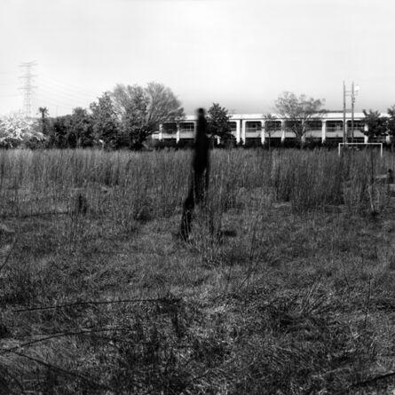 Ai Iwane, 'Okuma, Fukushima —Kuniyoshi Yoshida at Ohno Elementary School', 2015