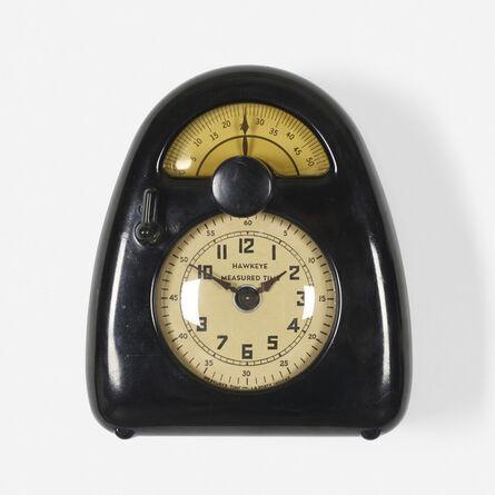 Isamu Noguchi, 'Measured Time clock and kitchen timer', c. 1932