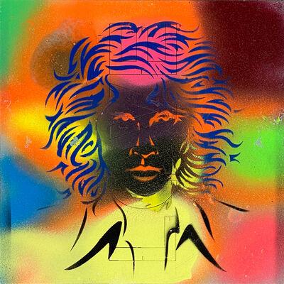 Val Kilmer, 'Jim Morrison/ LOVE', 2018