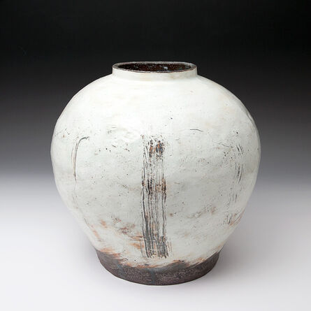 Kang Hyo Lee, 'Large Jar - From The Tree', 2012