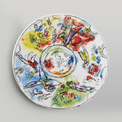 Marc Chagall, 'COLLECTION MARC CHAGALL', 2010
