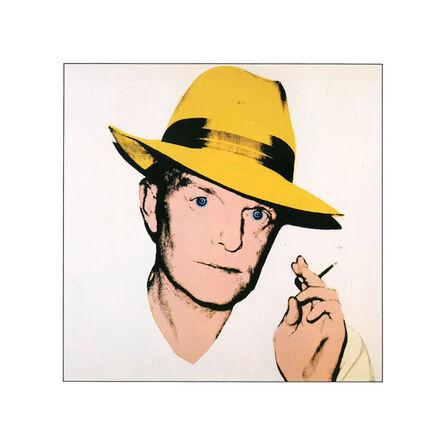 Andy Warhol, 'Truman Capote - Yellow Fedora', 1979