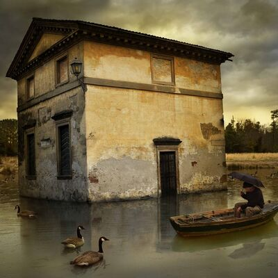 Tom Chambers, 'Rain For Galileo', 2013