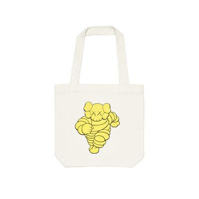 KAWS, 'KAWS x NGV Chum Tote Bag (Yellow) ', 2019
