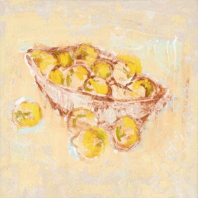 Julie Poulsen, 'Bowl with limes #9', 2015