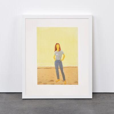 Alex Katz, 'Harbor 10', 2006