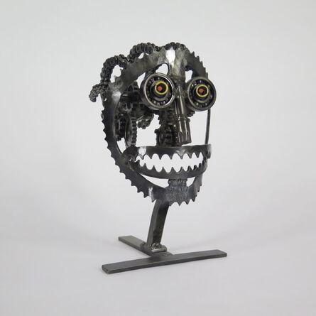 Eric Hado, 'Gear Head', 1994