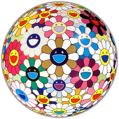 Takashi Murakami, 'Flower Ball (Autumn)', 2013