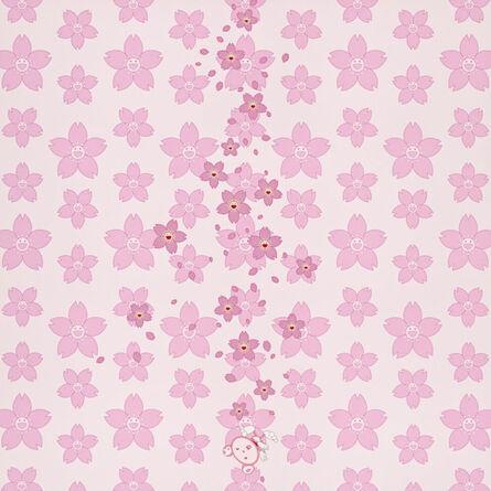 Takashi Murakami, 'Flower', 2001